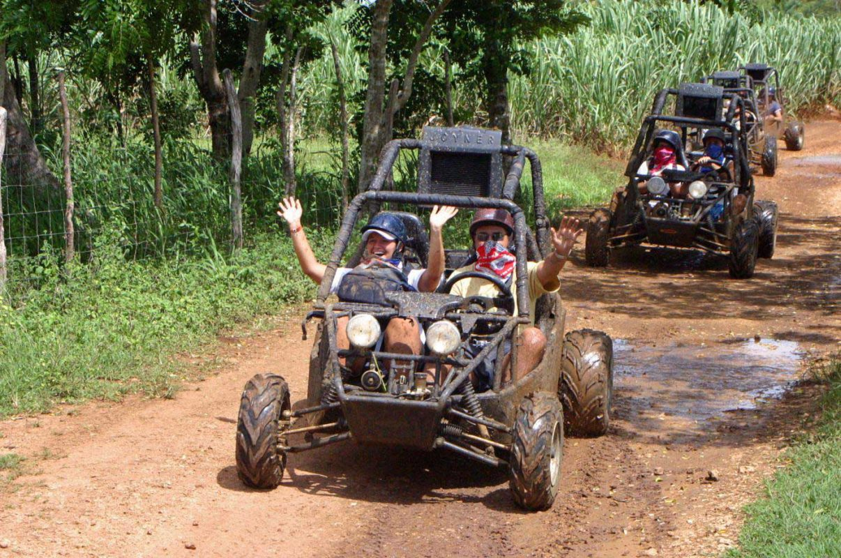Buggy adventure Dominican Republic