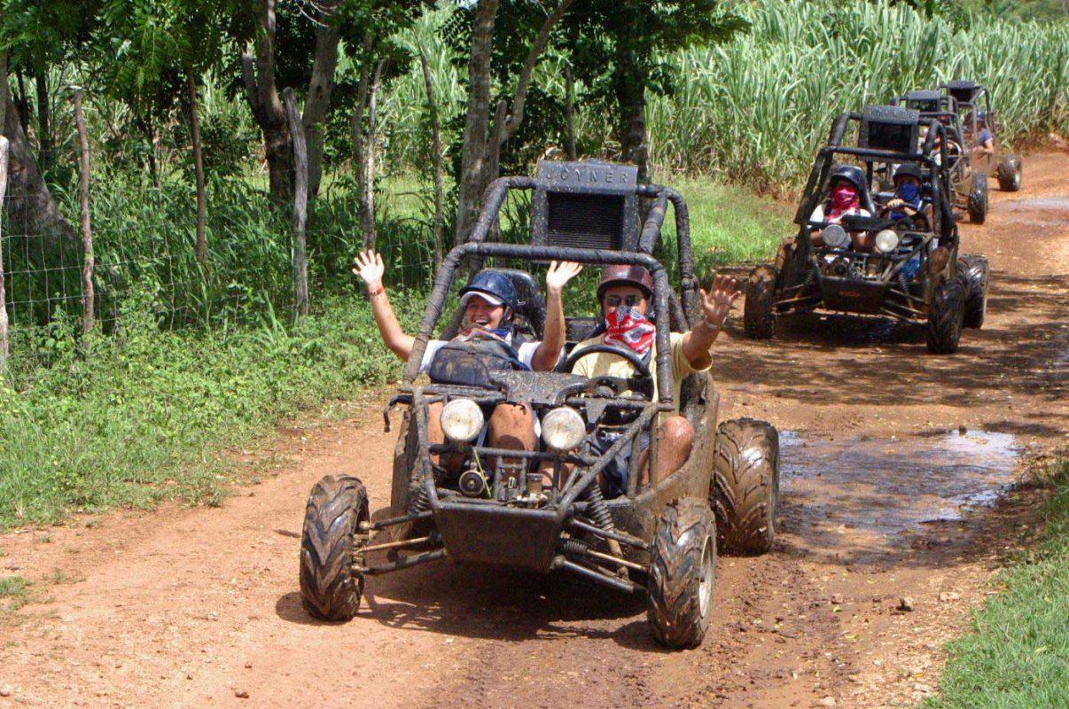 Buggy adventure Dominican Republic